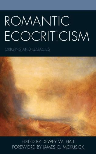 essays on ecocriticism On jan 1, 2009 m c long published: essays in ecocriticism.