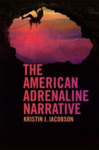 Book cover of The American Adrenaline Narrative